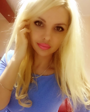 Gorgeous girl Irina from Russia