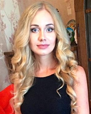 Beautiful woman from Ukraine, Irina