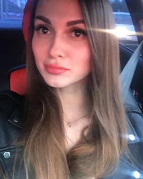 Beautiful girl Ekaterina from Russia