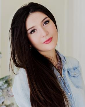 Beautiful girl from Kazakstan
