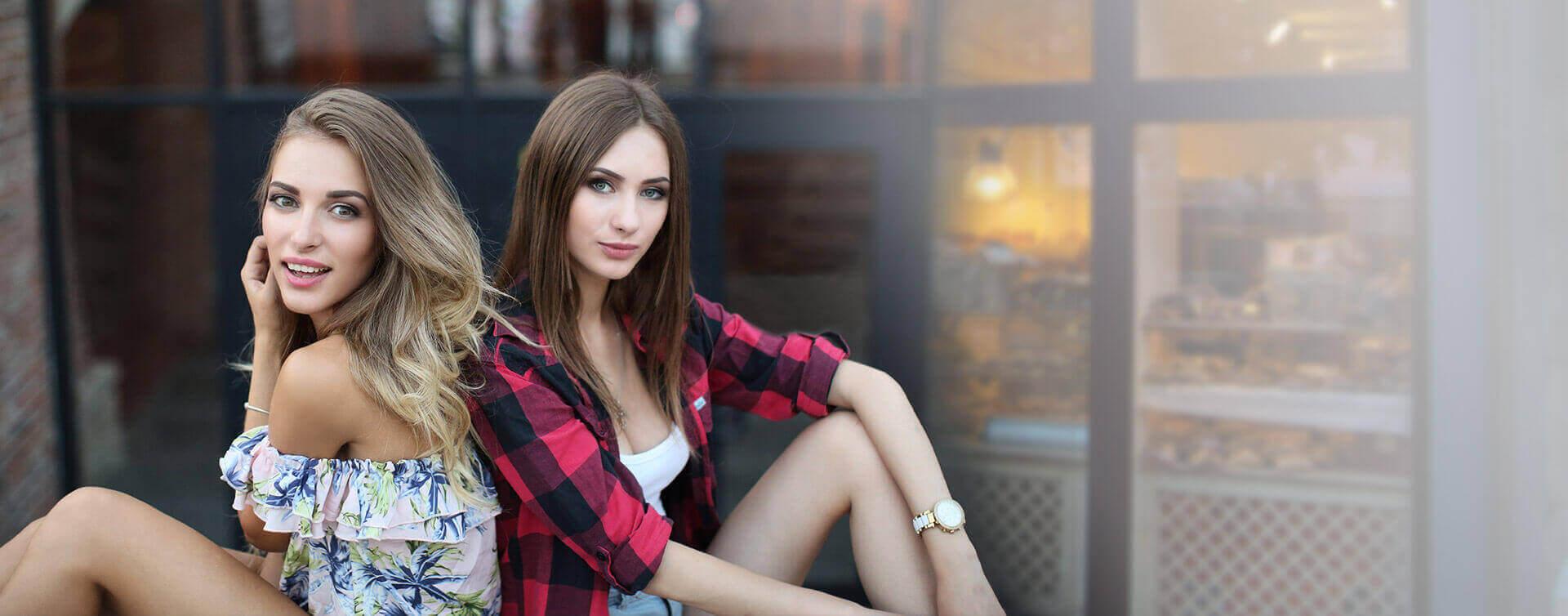 Russian Women & Girls - Elena's Models