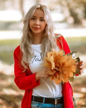 Beautiful single woman from Belarus